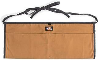 Dickies Work Gear 57024 Grey/Tan 2-Pocket Canvas Apron