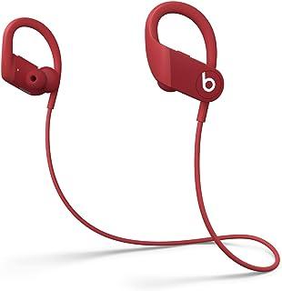 Powerbeats高性能ワイヤレスイヤフォン - Apple H1ヘッドフォンチップ、Class 1 Bluetooth、最長15時間の再生時間、耐汗仕様のイヤーバッド - レッド
