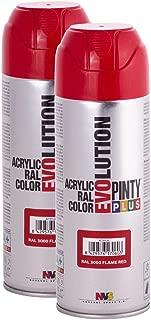 spray paint for plastic white