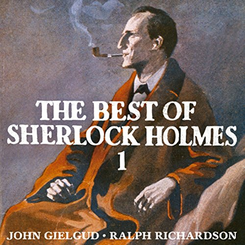 The Best of Sherlock Holmes, Volume 1 cover art