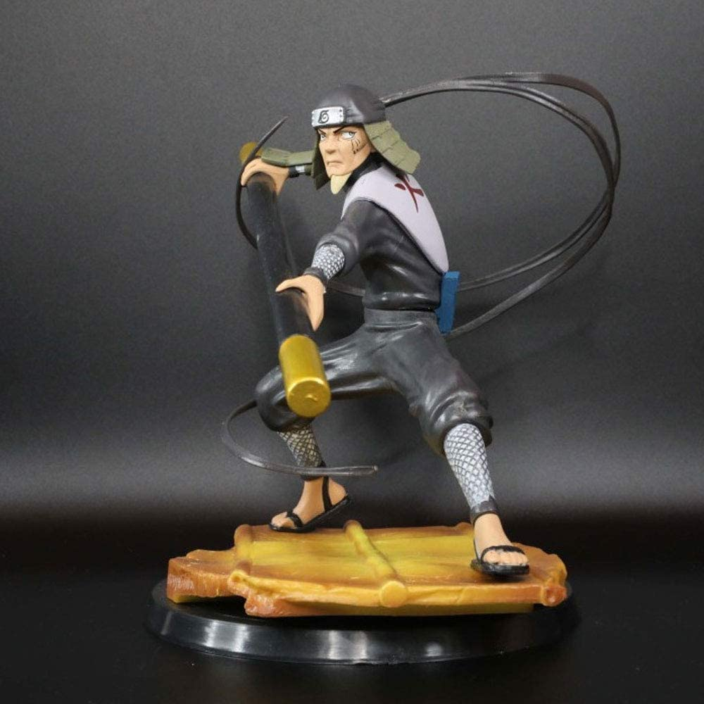 Naruto 46th Generation Sarutobi Hiruzen Anime Ga Max 73% OFF Cartoon Long-awaited Figures