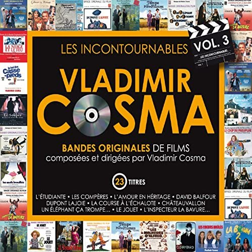 Vladimir Cosma, LAM Philarmonic Orchestra