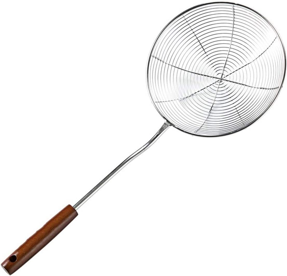 Fat Skimmer San Jose Mall Spoon Max 87% OFF Slotted Colander S Steel Stainless Solid