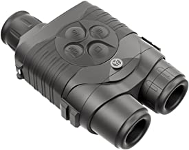 Yukon Signal N340 RT Digital Night Vision Binoculars Invisible IR with Wi-Fi Live Streaming via iOS or Android Smartphone or Tablet