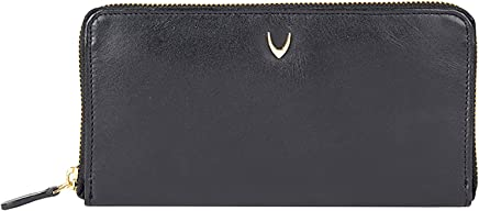Hidesign Atlanta Wallet for Women - Leather, Black