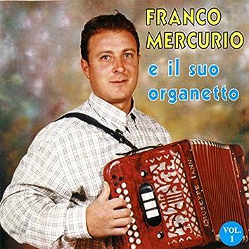 Franco Mercurio e il suo organetto, Vol. 1