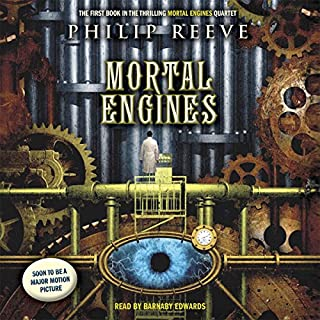 Mortal Engines cover art