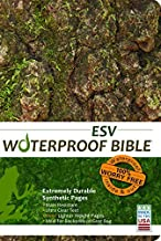Waterproof Bible - ESV - Camouflage by Bardin & Marsee Publishing (2010-10-02)