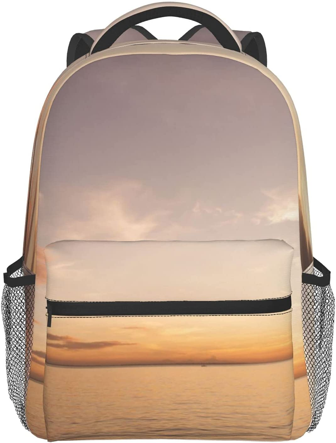 Beautiful Sunset 100% quality warranty At Manila Bay. Children'S Handheld Fashionable Duffel Adult