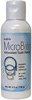 MicroBrite Anti-Oxidant Tooth Powder