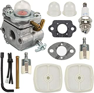 Anzac Zama C1U-K42B Carburetor for Echo PB2100 PB-2155 ES-2100 Handheld Leaf Blower Replace 12520020562 12520020560 12520020561