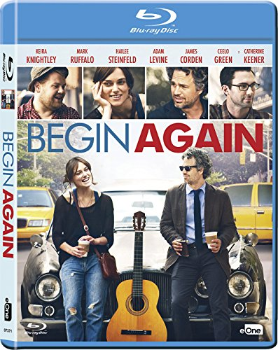 Begin Again Blu-Ray [Blu-ray]