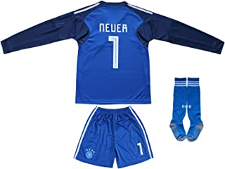 neuer soccer jersey youth