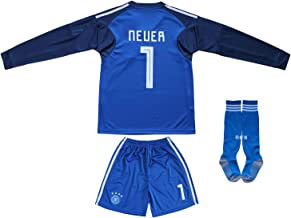 manuel neuer youth goalkeeper jersey