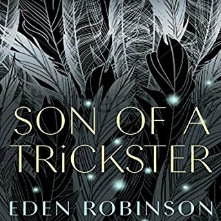 Son of a Trickster cover art