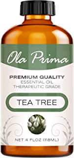 tea tree oil for acne by Ola Prima