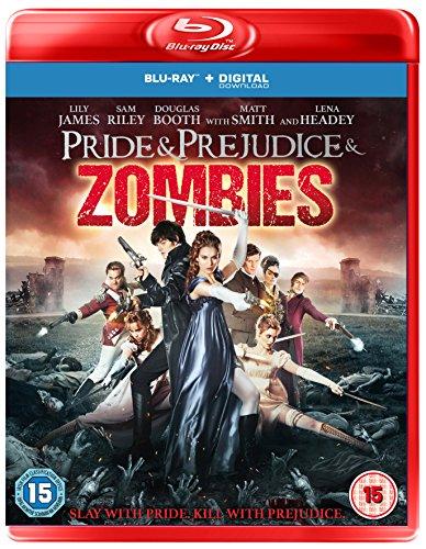 Pride & Prejudice & Zombies [Edizione: Regno Unito] [Blu-Ray] [Import]