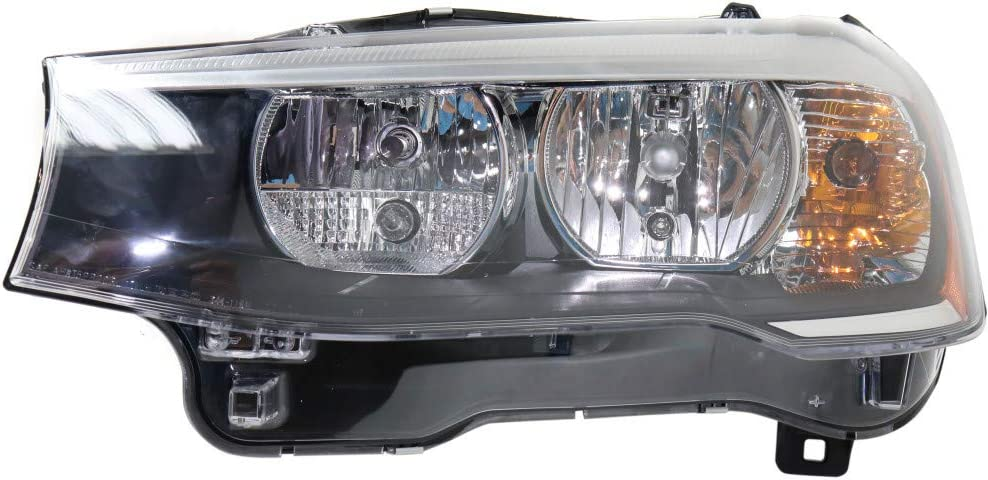 KarParts360: For Free shipping New BMW X3 Headlight 2016 half 2017 Driver 2015 Assembly