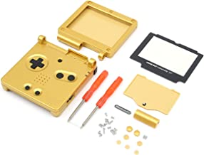 ILS - Game Console Housing Shell Case Screen Cover Tool for Nintendo Gameboy Advance SP GBA SP