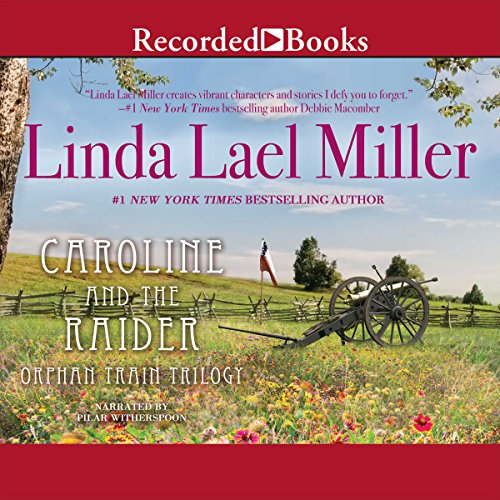 Caroline and the Raider audiobook cover art