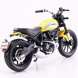 Toys for Kids Boys Girls Light Up Hobby Vehicles Motorcycles Flhtk Electra Glide Ultra Limited Wrought Iron Motorcycle Mod...