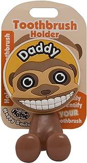 John Hinde My Name Daddy Toothbrush Holders