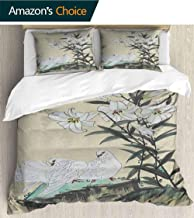 3 Piece Quilt Coverlet Bedspread Ultra Soft Printed,Quilt Cover 79