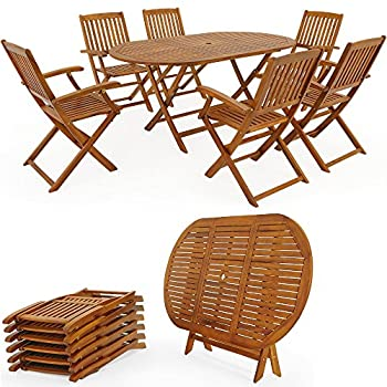 prix ensemble table et chaises bois salon de jardin pliable manger meuble exterieur pliant. Black Bedroom Furniture Sets. Home Design Ideas
