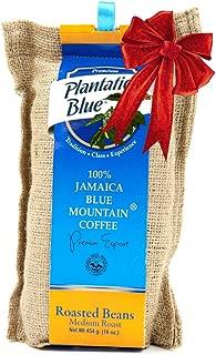 plantation blue coffee