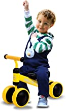 AKABELA Baby Balance Bike Bicycle Children Walker Toys Gifts Rides for 1 2 3 Year Old Boys Girls 6-24 Months Baby's No Pedal Infant First Bike First Birthday New Year Gift 1 2 3 Year Old Toys