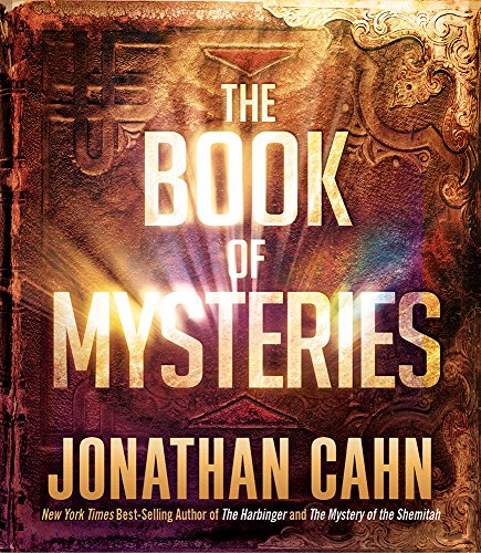 The Book of Mysteries -  Cahn, Jonathan, Audio CD