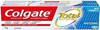 Colgate Total Whitening Anticavity Fluoride Gel Toothpaste, 120 mL