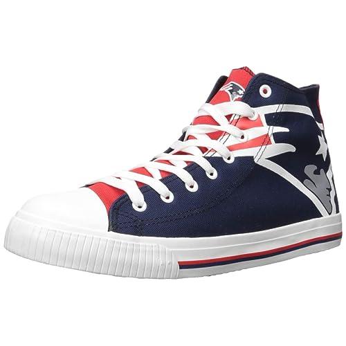 55d7975784081 New England Patriots Shoes: Amazon.com