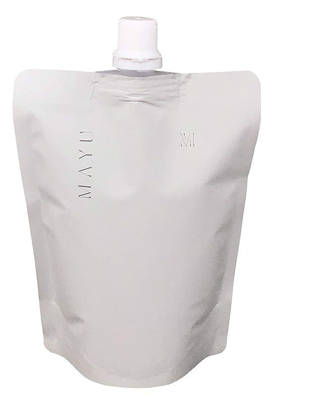 栄光のバルコニー概念【365Plus】 MAYU ヘアローション リフィル 無香料 (180ml) 1本入り