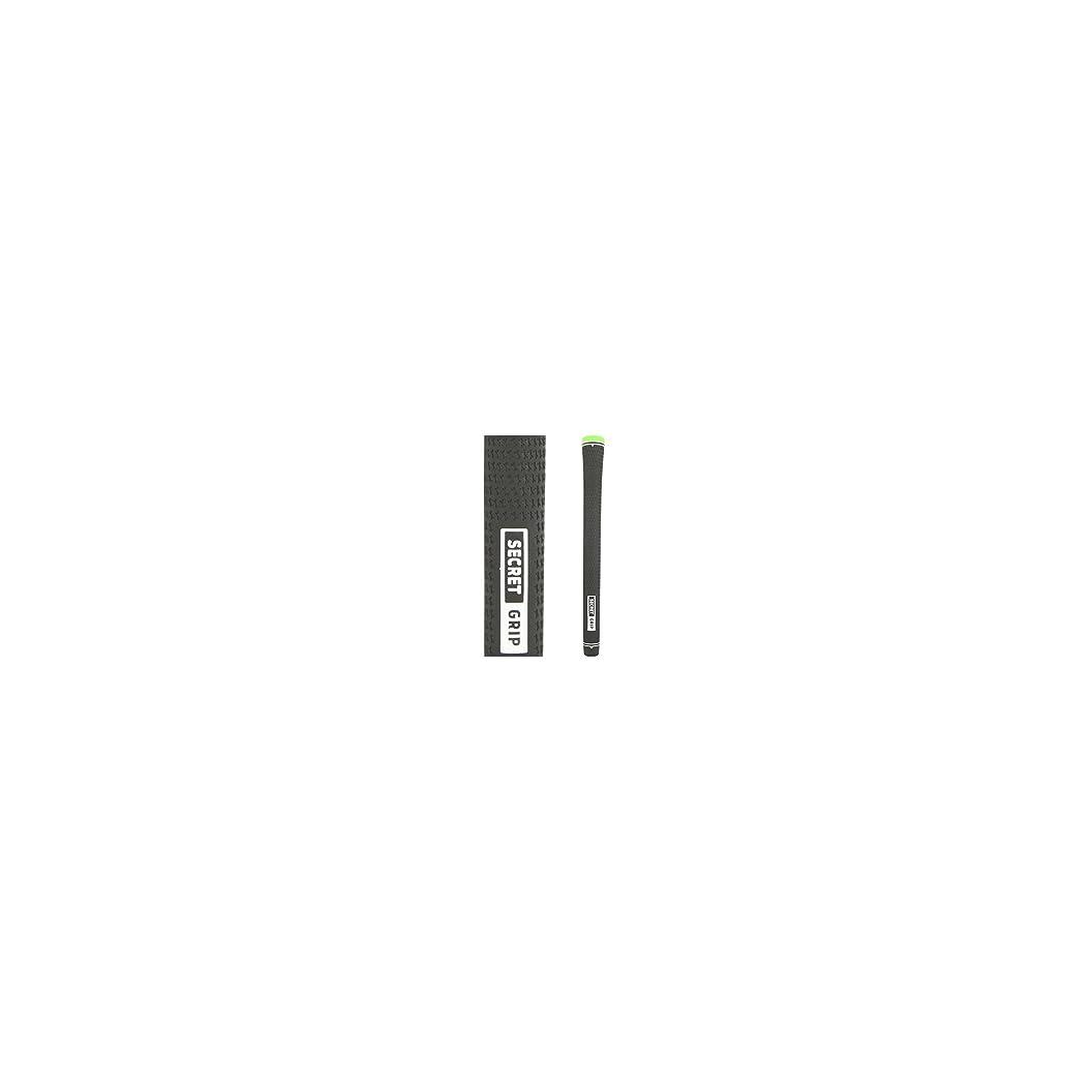 日ズボン頂点ボッチェーり(Boccieri) シークレット スタンダード/ミッドサイズ ウッド&アイアン用グリップ【全5色】 (ブラック(ミッドサイズ))