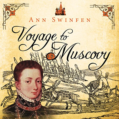 Voyage to Muscovy audiobook cover art