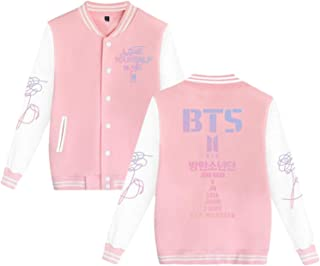 Best bts varsity jacket Reviews