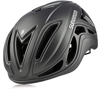 SUNRIMOON Road Bike Helmet with Double Shell...