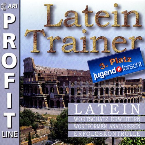 ARI Profit Line Latein Trainer. CD- ROM für Windows 95/98
