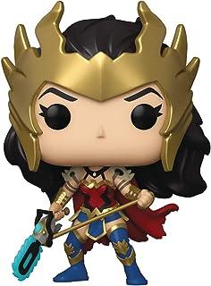 Pop! Heroes DC Death Metal Wonder Woman Vinyl Figure