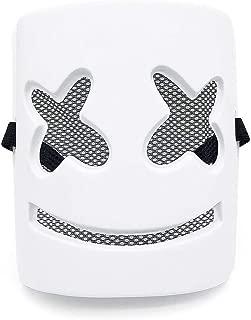 TTSAM DJ Mask Music Festival Helmets Full Head Mask for Halloween Party Decoration Props Costume Cosplay