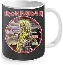 GM - Iron Maiden Killer Circle Coffee Mug 11oz