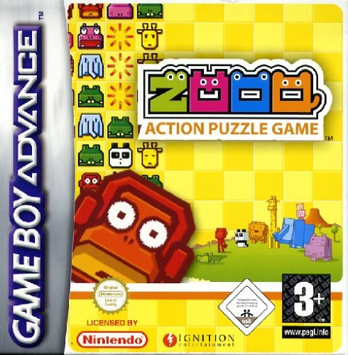 Zooo Action Puzzle Game