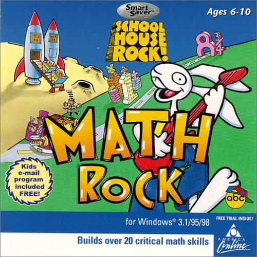 Price comparison product image Schoolhouse Rock: Math Rock! (Jewel Case)