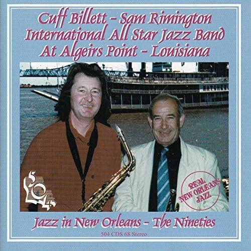 Cuff Billett & Sam Rimington feat. International All Star Jazz Band