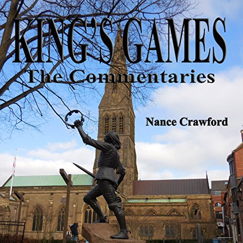King's Games audiobook cover art