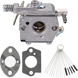 Carburetor Carb for 640347 640347A Tecumseh TM049XA 2-Cycle Vertical Engine TC200 & TC300 2HP Engines with Cleaner Tool Kit