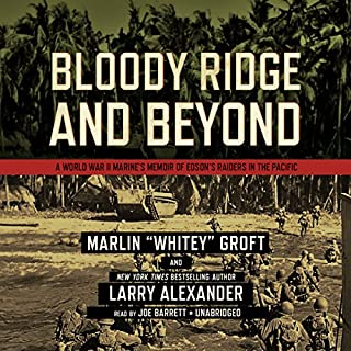 Bloody Ridge and Beyond cover art