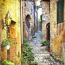 XXXL Poster 24 X XXXL Poster 24 Beautiful Old Streets Of Italian Villages