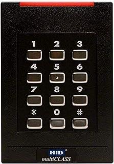 HID 921PTNNEK0054R multiCLASS SE RPK40 Multi-Technology Smart Card Reader with Keypad